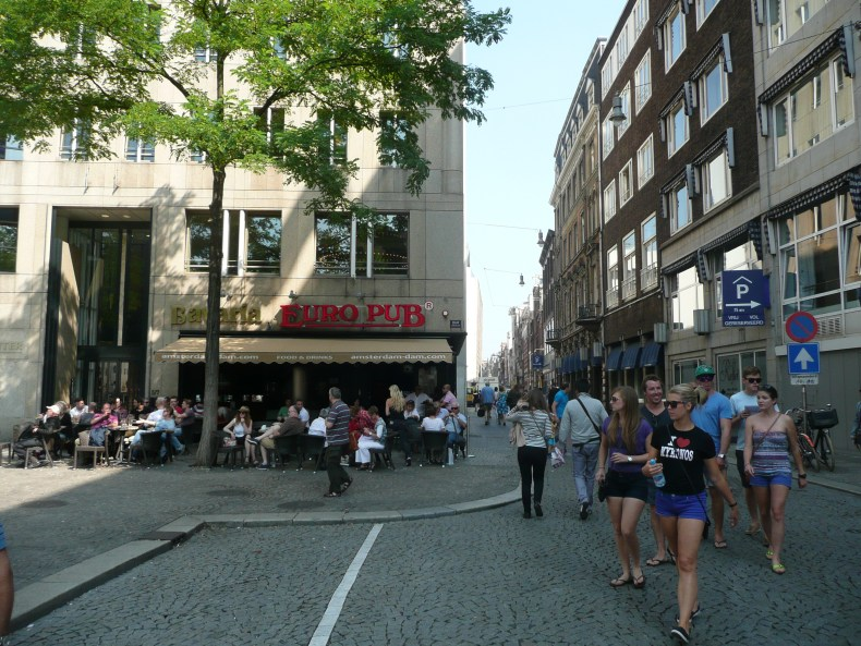Dam Square - Amsterdam