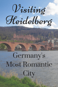 Visiting Heidelberg - Germany's Most Romantic City