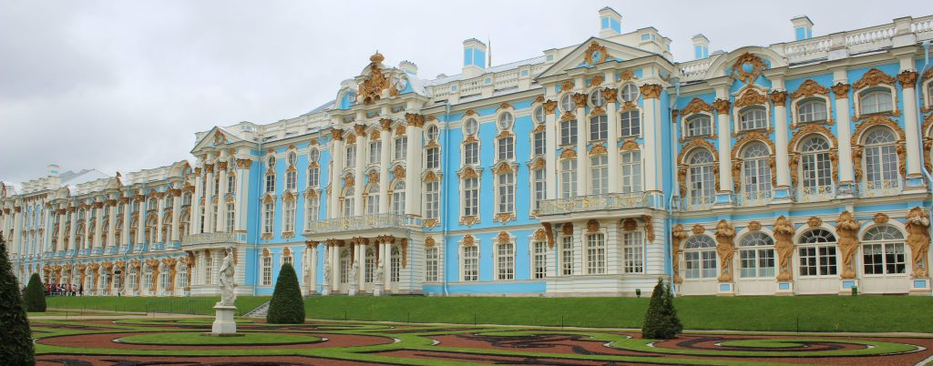 Visiting St  Petersburg on a Cruise Ship - The Traveling