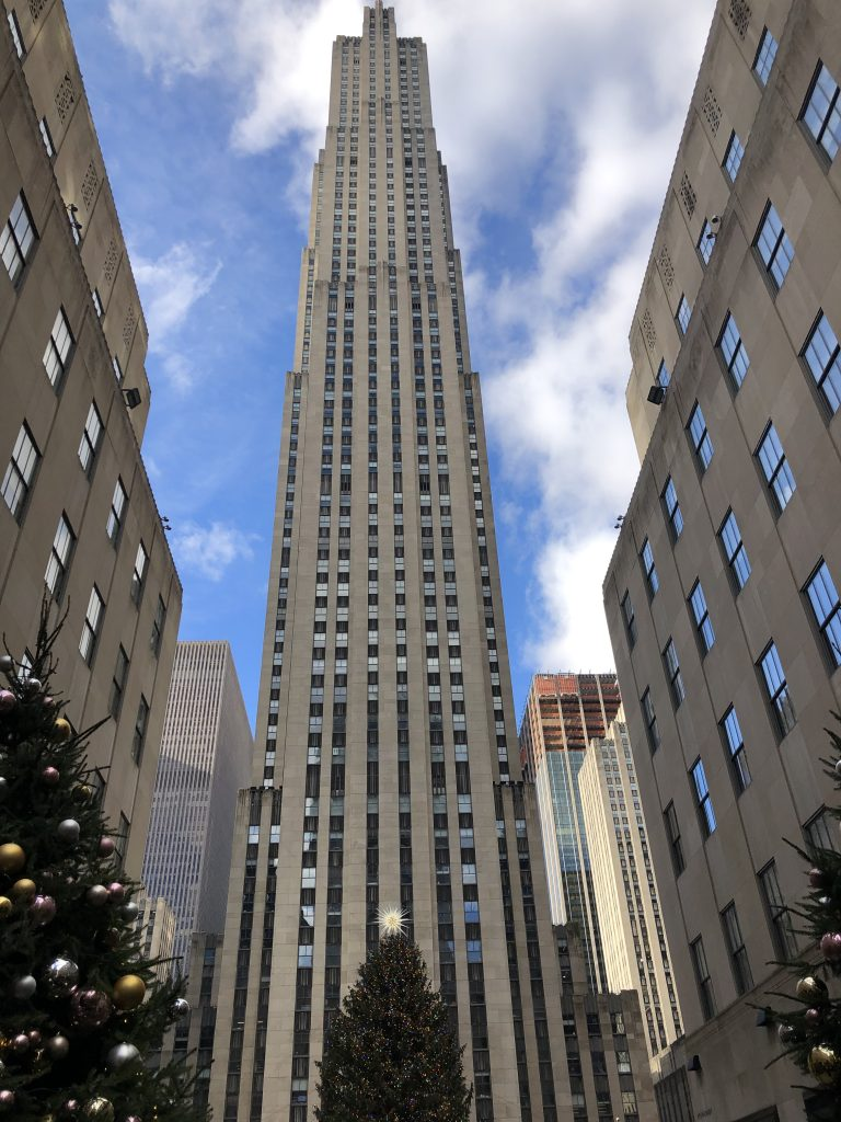 Rockefeller Center - The Traveling Storygirl