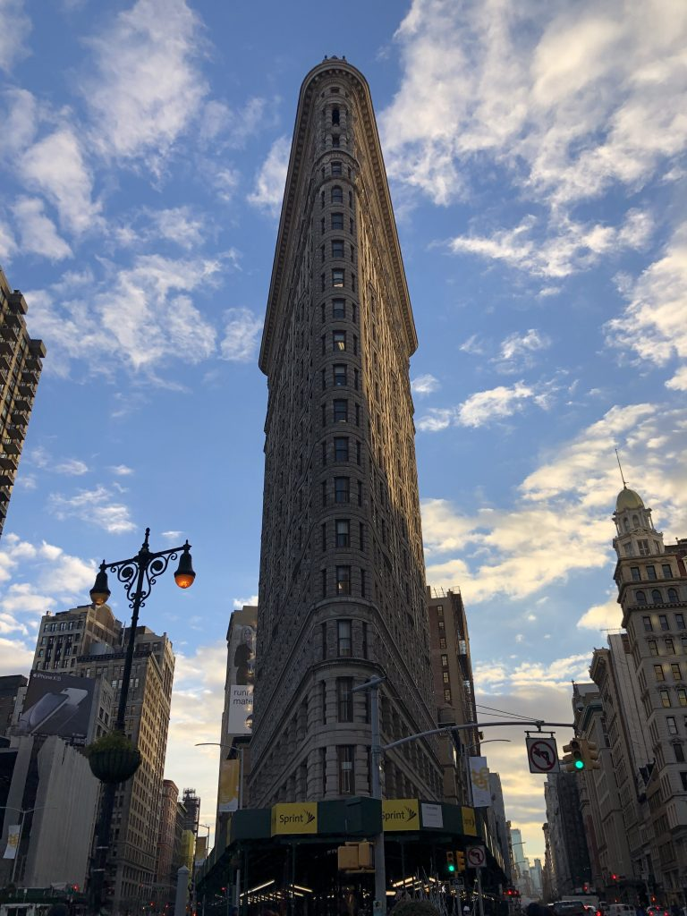 Flatiron Building - The Traveling Storygirl
