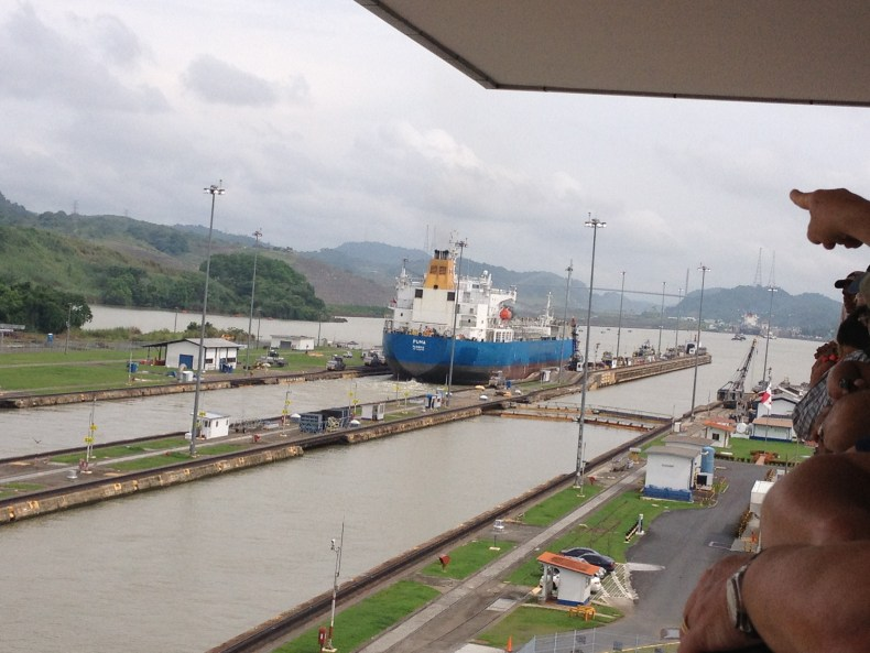 Panama Canal - Underwhelming Locations - The Traveling Storygirl