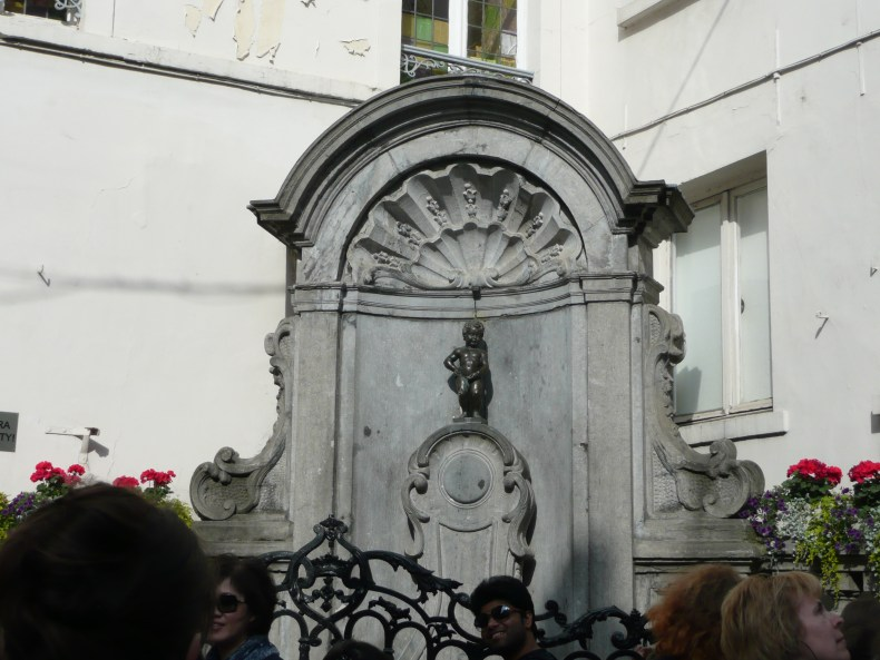 Mannequin Pis - Underwhelming Locations - The Traveling Storygirl