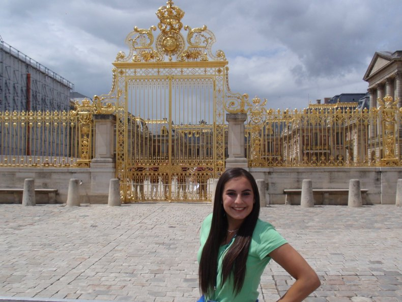 Palace of Versailles - The Traveling Storygirl