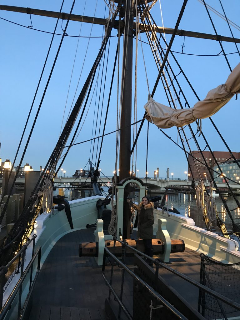 Boston Tea Party Ships - Underwhelming Locations - The Traveling Storygirl