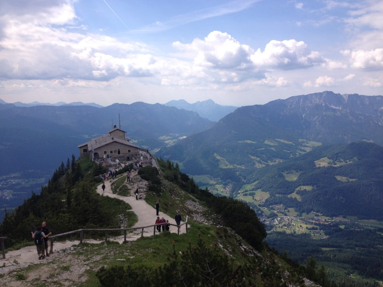 Eagles Nest - World War II Sites in Germany
