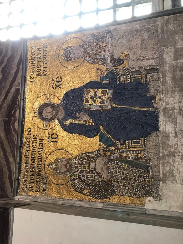 Hagia Sophia Istanbul - The Traveling Storygirl