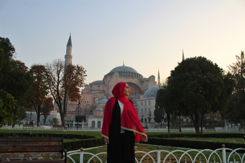Hagia Sophia Istanbul - The Traveling Storygirl