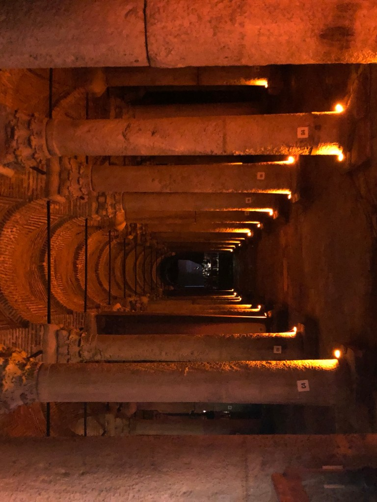 Basilica Cistern Istanbul - The Traveling Storygirl