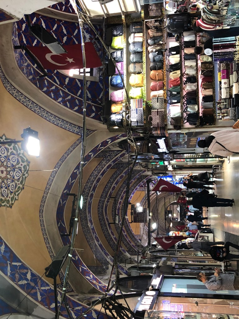 Grand Bazaar Istanbul - The Traveling Storygirl