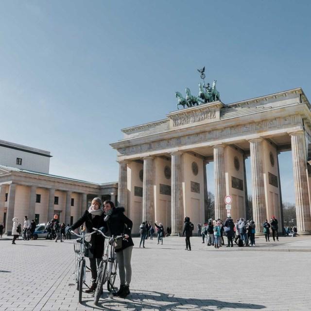 Brandenburg Gate Side-9 Instagram Spots in Berlin
