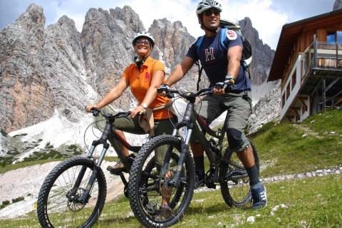 Mountain Bike Freeride