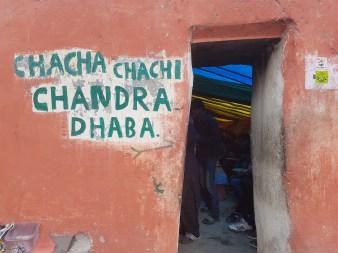 Chacha chachi dhaba @ Batal