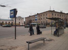 Stotis station, Vilnius