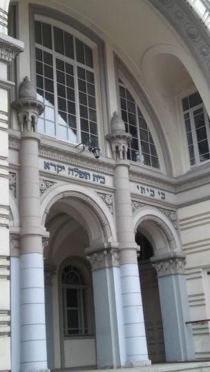 The Last Synagogue in Vilnius