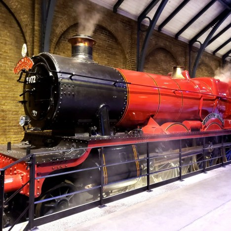 Hogwarts Express, Warner Brothers Studio Tour