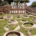 Ostia Antica - the Best Day Trip From Rome