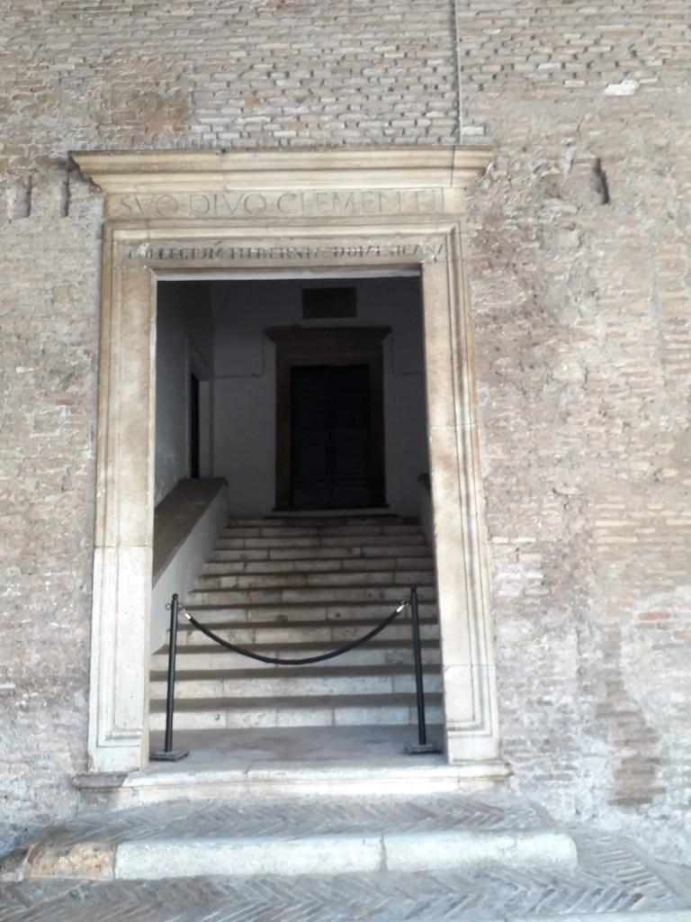 San Clemente Basilica, Rome, Italy, Travel
