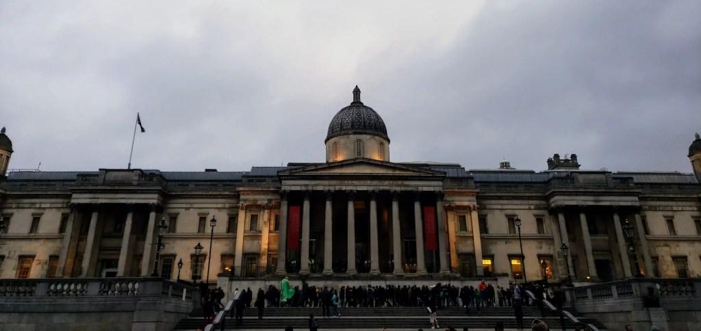 National Gallery, Trafalgar Square