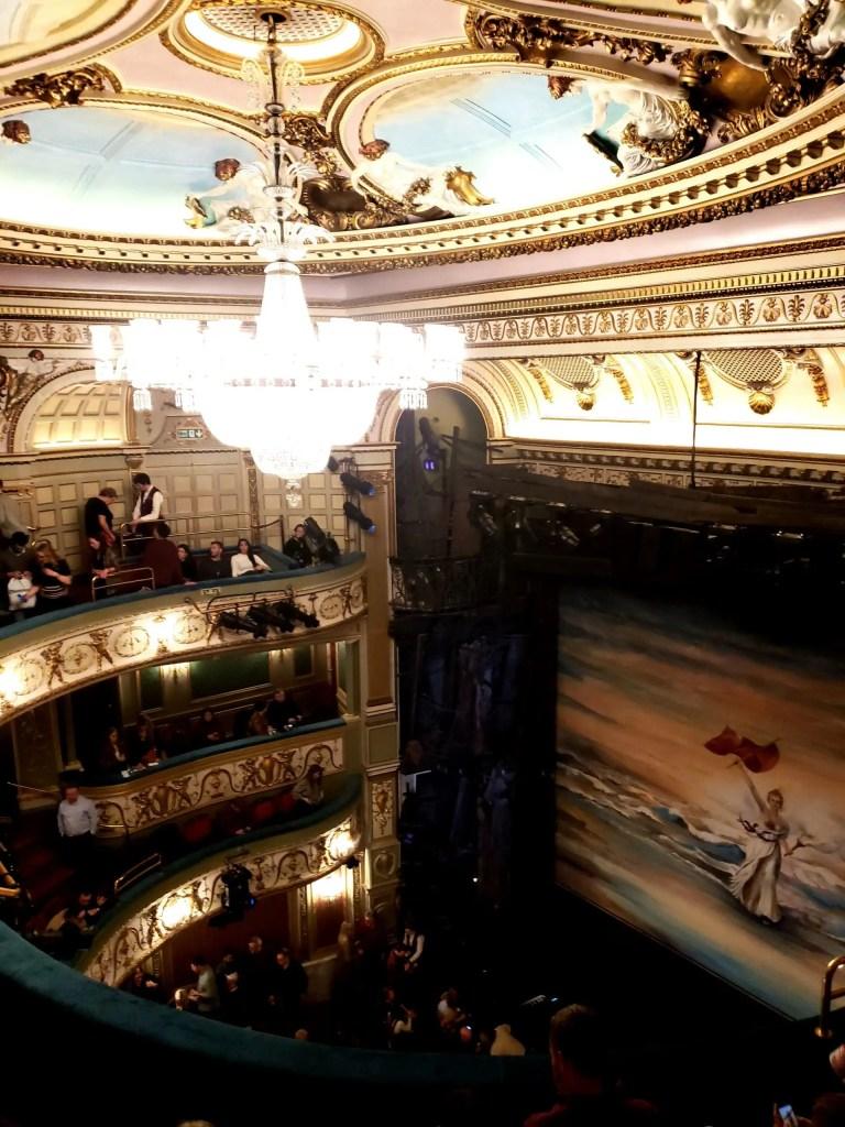 Sondheim Theater, Les Miserables