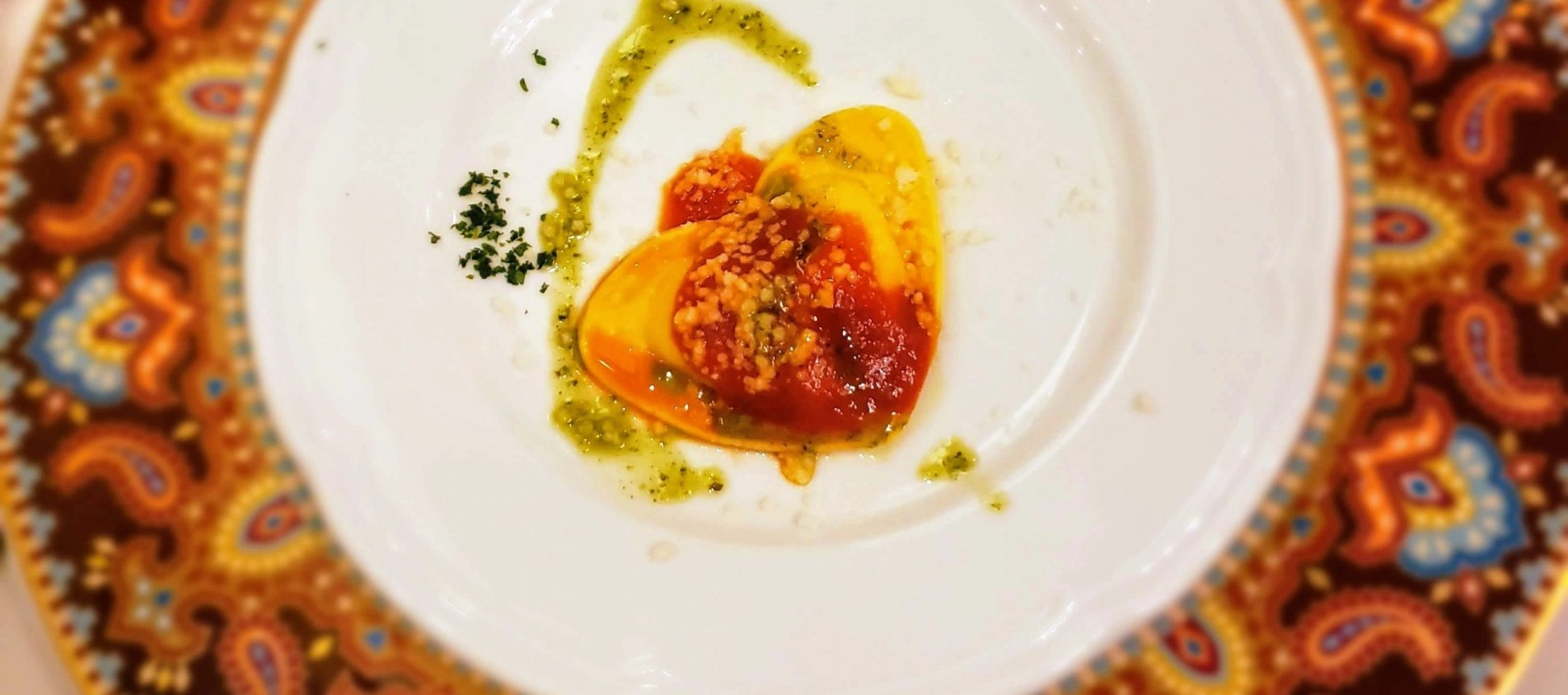Heart pasta, Verona Food Tour