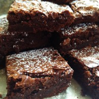 The Ultimate Brownie Recipe!