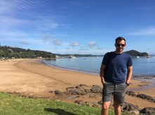 An Englishman at English Bay