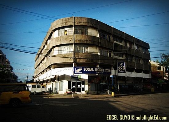 SSS Building Iloilo