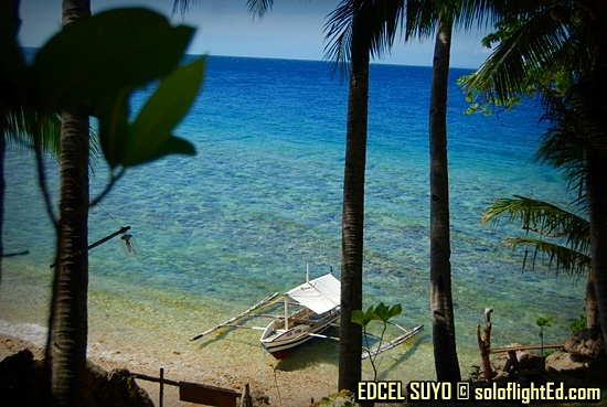shoreline at Kenyama Beach Resort