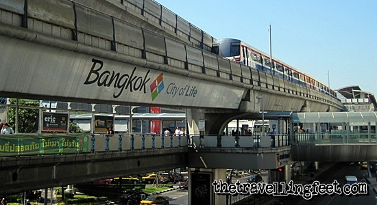 Modes of Transportation in Bangkok