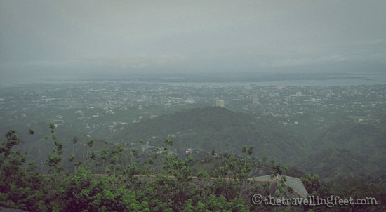Cebu City from Tops
