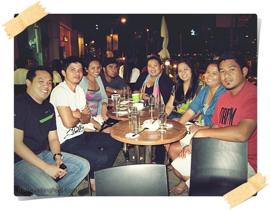 A Quick Meet Up With Pinoy Travel Bloggers