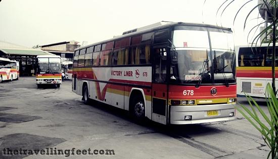 Victory Liner Pasay bus terminal