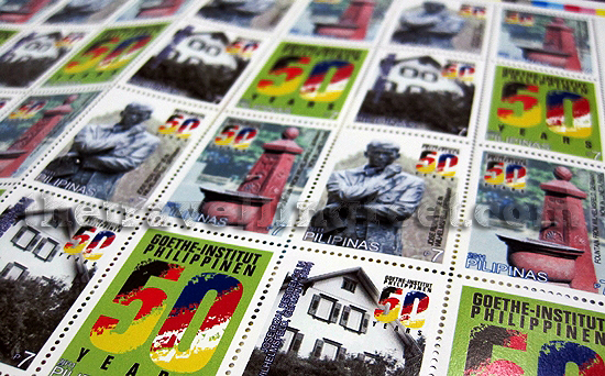 Postage For Postcards In The Philippines