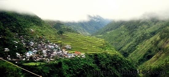Bay-yo Rice Terraces