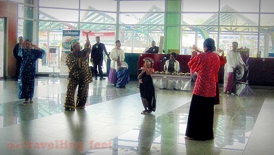 davao airport lobby