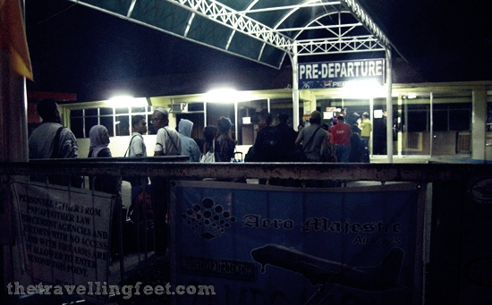 Pre-Departure Lumbia Airport, Cagayan de Oro City