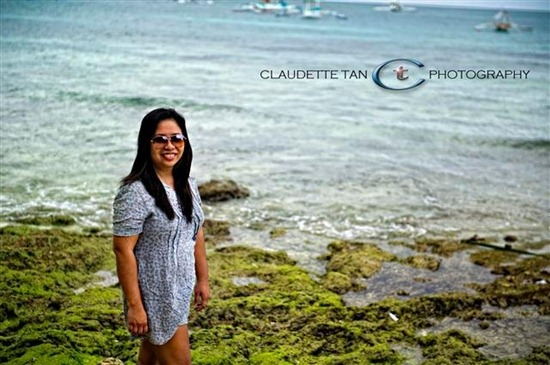 at the northern tip of Boracay