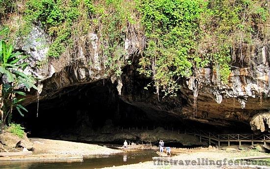 Nam Lod Cave Mae Hongson