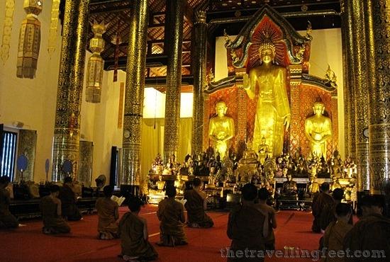 Wat Chediluang Varaviharn in Chiang Mai