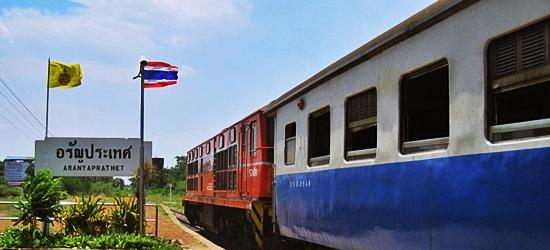 6 Ways to Travel from Bangkok to the Aranyaprathet Border