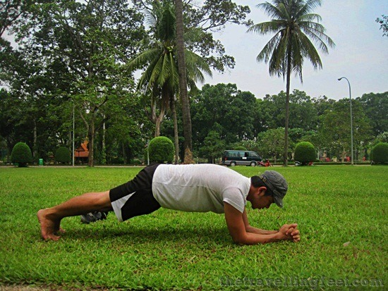 soloflighted exercise