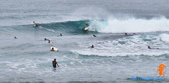 Siargao - surfing capital of the Philippines