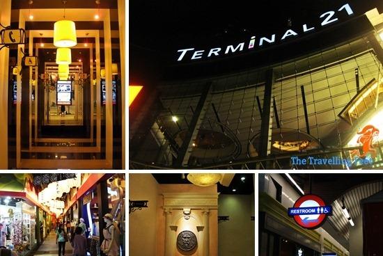 Terminal 21 Bathrooms