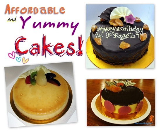 affordable cakes Siem Reap
