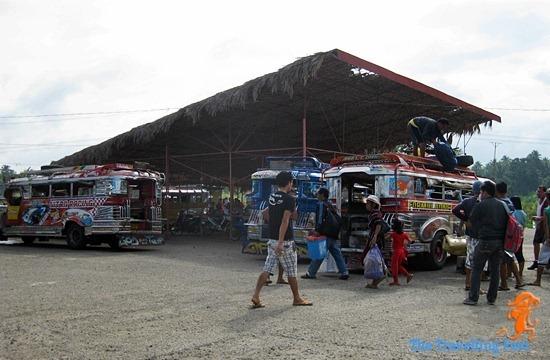 allen jeepney terminal