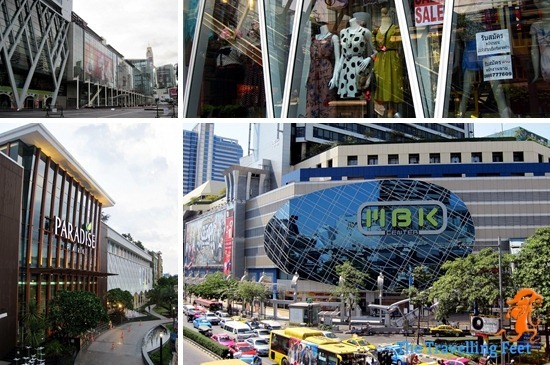 MBK Shopping Mall and other cheap shopping malls in bangkok