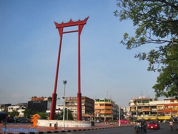 Giant Swing Bangkok