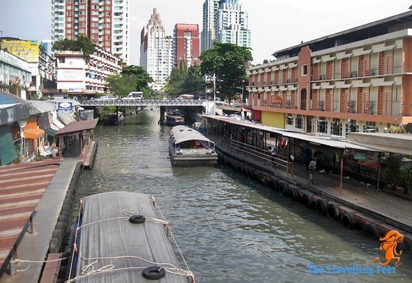 Pratunam Pier Bangkok