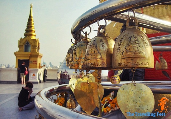 The Golden Mount - Wat Saket